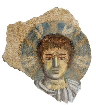 Стенопис – образ на Христос