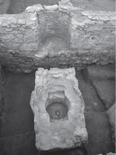 Кръщелната в базиликата
